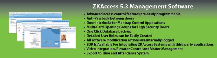 203O3WZKAccess 5.3 Management Software